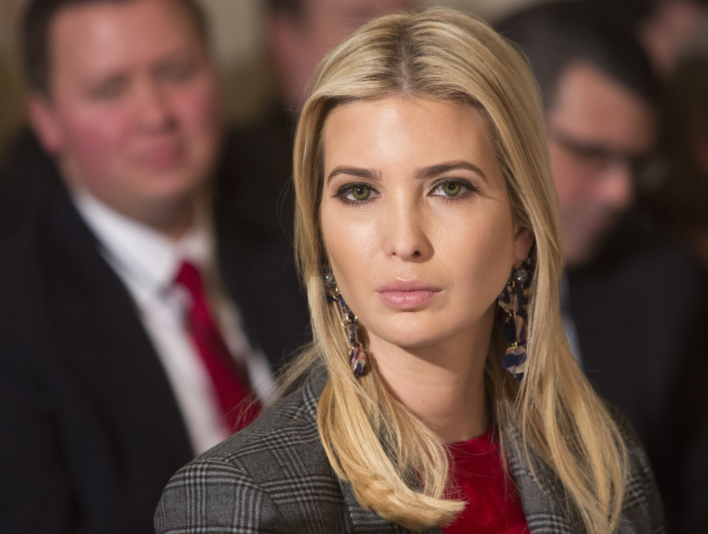 She is not really named Ivanka | 8 Things You Didn't Know About Ivanka Trump | InstantHub