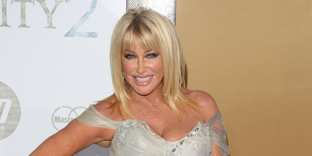 Suzanne Somers | Celebrities Who Were Teen Moms | InstantHub