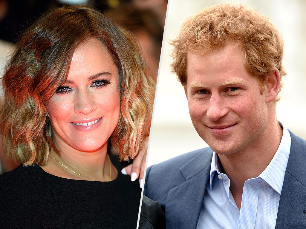 Caroline Flack | 7 Women Who Turned Down Prince Harry | InstantHub