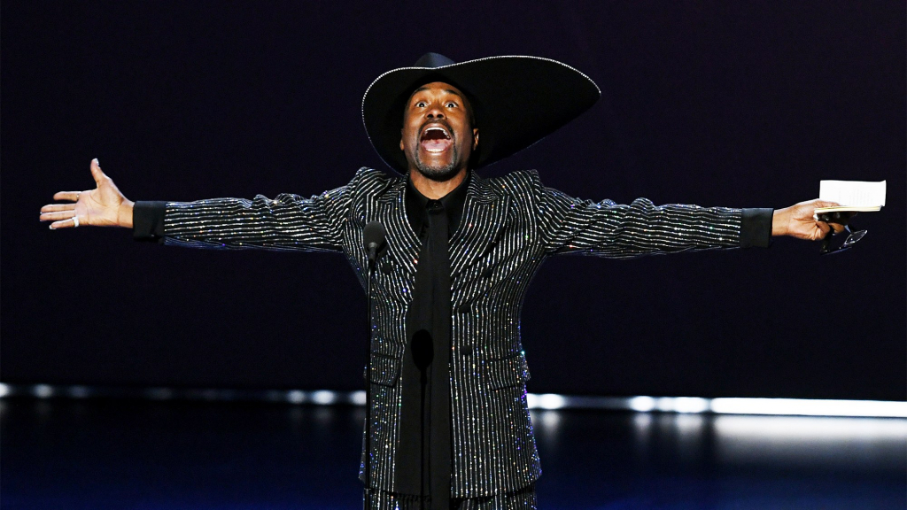 Billy Porter Gets Real | Top 10 Moments at the 2019 Emmy Awards | InstantHub