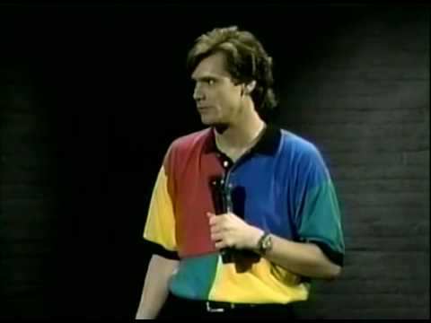 Breakdown at The Comedy Store | The Dark Side of Jim Carrey | InstantHub