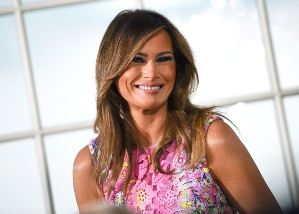 Fruit Fanatic | How Melania Trump Stays Fit and Youthful at (Almost) 50 | InstantHub