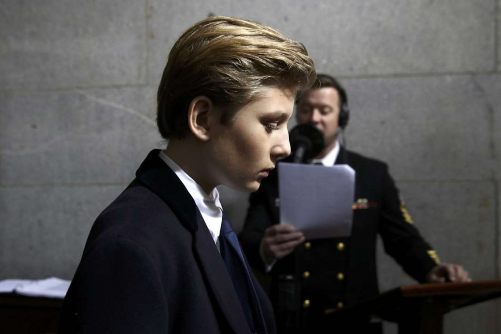 He's Fluent in Slovenian | 8 Things You Didn't Know About Barron Trump | InstantHub