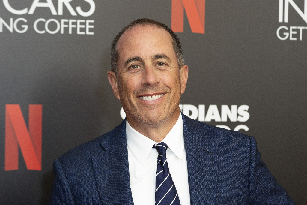 Jerry Seinfeld | 8 Celebrities Who Have Autism | InstantHub