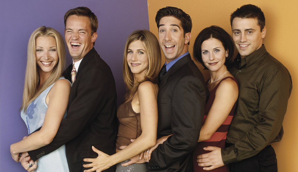 8 Messed Up Things About The Cast Of 'Friends' | InstantHub