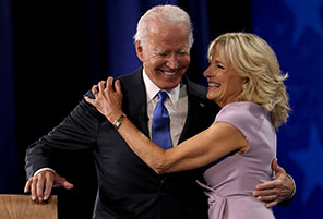 A Timeline of Joe & Jill Biden's Marriage
