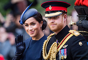 Meghan Markle Turned Harry Into a 'Better Man,' Biographer Claims | InstantHub