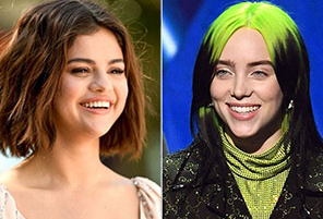 Selena Gomez Is 'Freaking Out' After Billie Eilish Wears Her Makeup | InstantHub
