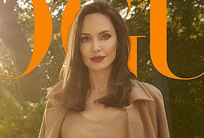 Angelina Jolie Reveals Why She Lives 5 Minutes Away From Brad Pitt, Poses in New Photos With Her Children | InstantHub