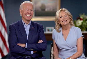 Joe & Jill Biden Reveal 'Surreal' White House Life in First Post-Inauguration Interview | InstantHub