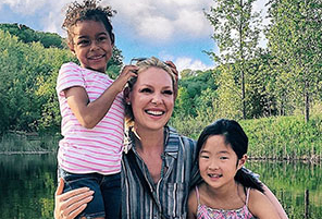 Katherine Heigl's Private Life With Her Kids Will Surprise You   InstantHub