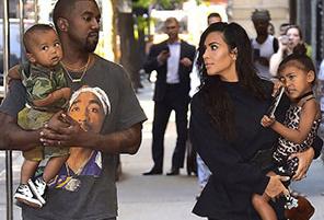4 Key Disagreements Kanye West & Kim Kardashian Had About Their Children