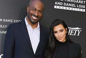 Kim Kardashian/Van Jones Dating Rumors Are Spreading | InstantHub