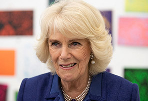 Camilla Parker Bowles' Most Awkward Moments Caught on Camera | InstantHub
