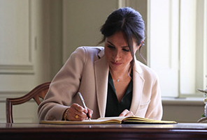 Meghan Markle Accused of Plagiarism After Announcing Her First Children's Book | InstantHub