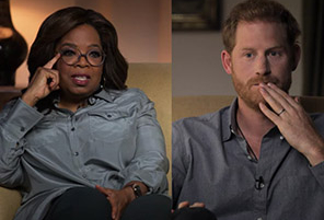Prince Harry & Oprah Release Trailer for Mental Health Series 'The Me You Can't See' | InstantHub