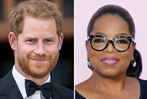 Prince Harry & Oprah Winfrey's Mental Health Docuseries Is Coming Sooner Than Expected | InstantHub