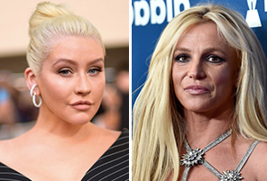 Christina Aguilera Speaks Out on Britney Spears Conservatorship | InstantHub