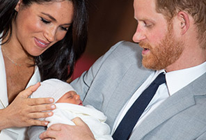 Everything You Need to Know About Harry & Meghan's Baby Girl Lili | InstantHub