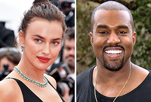 Kanye West is dating Russian model Irina Shayk and 'likes where things are headed' | InstantHub