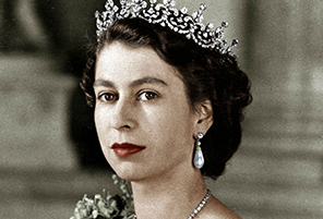 30 Rare Photos from Queen Elizabeth's Early Life   InstantHub