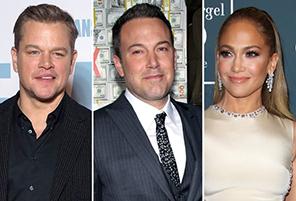 Matt Damon Breaks Silence on Ben Affleck & Jennifer Lopez Romance | InstantHub