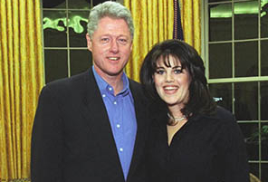 Photos of Monica Lewinsky She Never Wanted Us to See | InstantHub