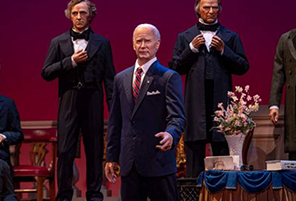 Why are people outraged about Disney's Joe Biden animatronic? Look closer | InstantHub