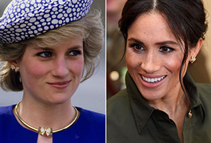 5 Shocking Similarities Between Meghan Markle & Princess Diana | InstantHub