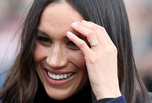 Did Meghan Markle Alter Her Engagement Ring? Look Closer | InstantHub