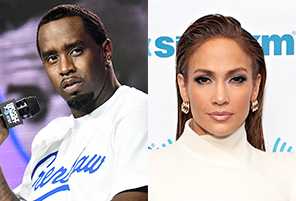 Diddy Says He Wasn't 'Trolling' JLo With Throwback Pic | InstantHub