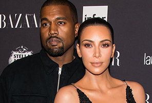 Kanye West Claims He's Back With Kim Kardashian, Despite Ongoing Divorce   InstantHub