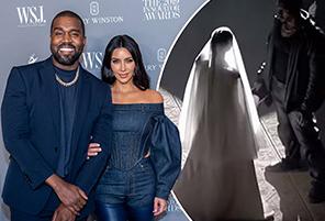 Kanye West, Kim Kardashian Stage Wedding at 3rd 'Donda' Listening Party   InstantHub