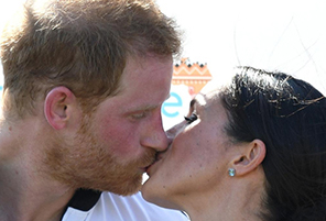 Royals in Love- The Sweetest Royal Kissing Photos | InstantHub
