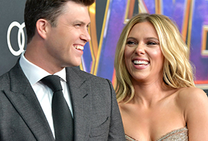 Scarlett Johansson and Colin Jost Welcome Baby Boy | InstantHub