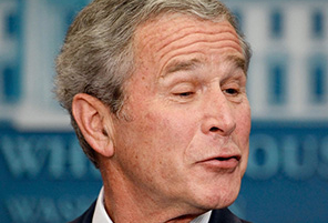 The Most Embarrassing Bush Family Moments Captured on Camera | InstantHub