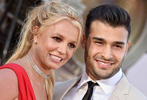 Britney Spears' Boyfriend Sam Asghari Spotted Ring Shopping | InstantHub