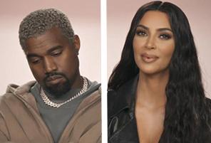 Kanye West Unfollows Kim Kardashian on Instagram as Drake Pushes 'Donda' to No. 2   InstantHub